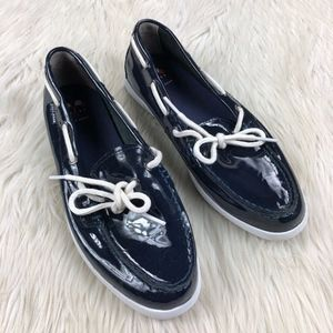 NWOT Cole Haan Nantucket Camp Moccasin Flats